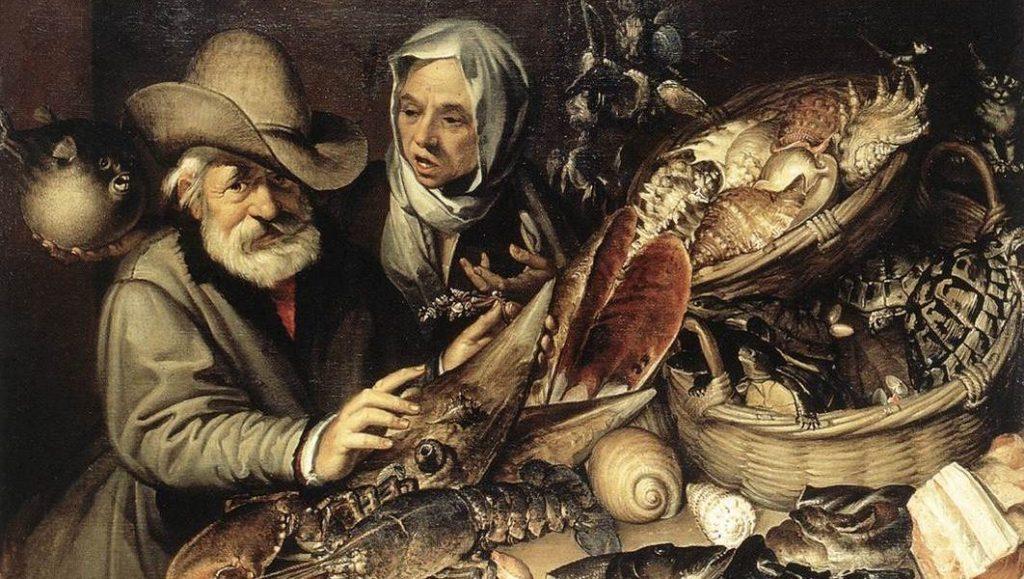 The Fishmonger's Wife
