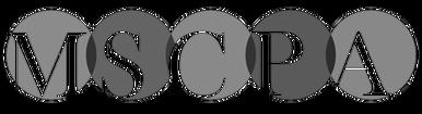 MSCPA logo.