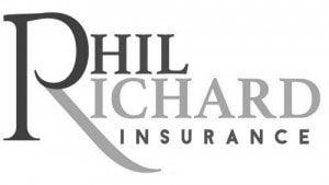 Phil Richard Insurance logo.