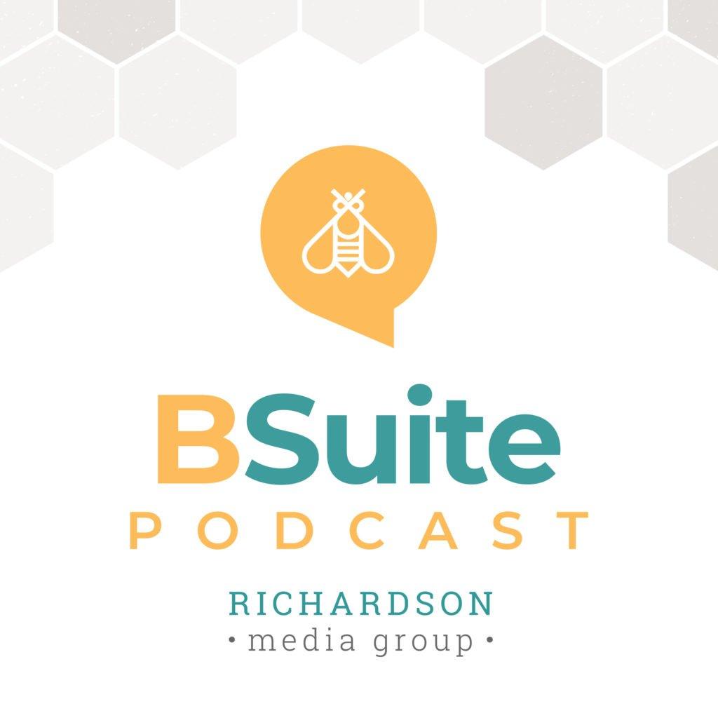 bsuite podcast logo tile
