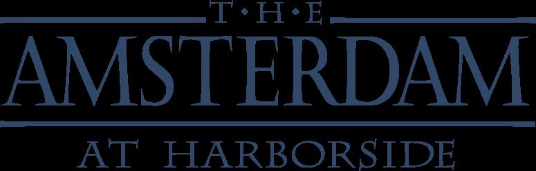The Amsterdam at Harborside logo