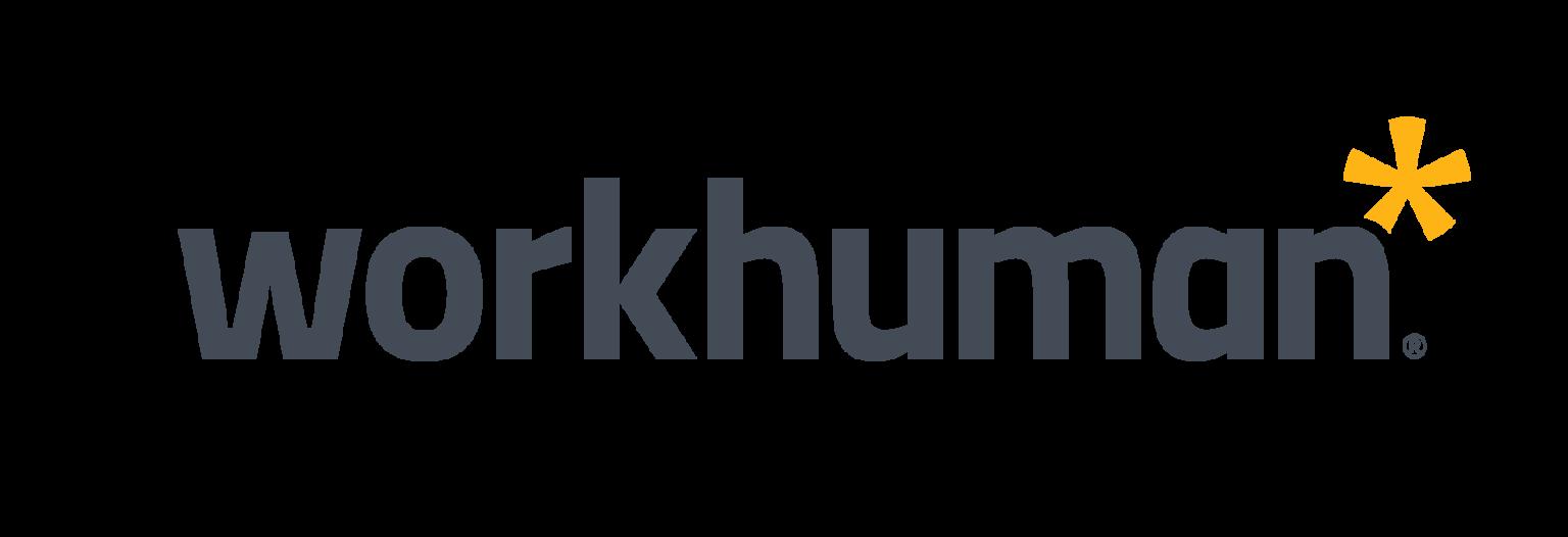 Workhuman type logo