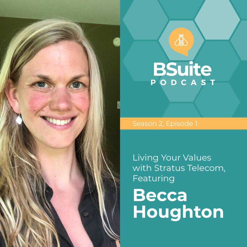 BSuite podcast episode 1 Season 2
