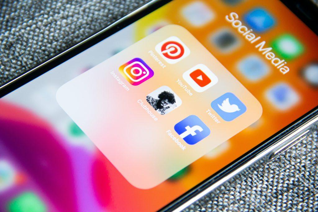 Social Media App Digital Advertising