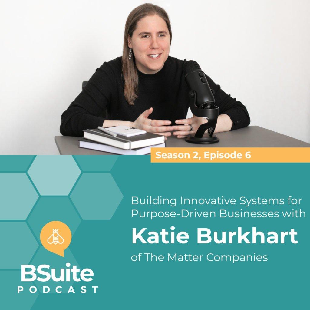 Katie Burkhart Matter Companies